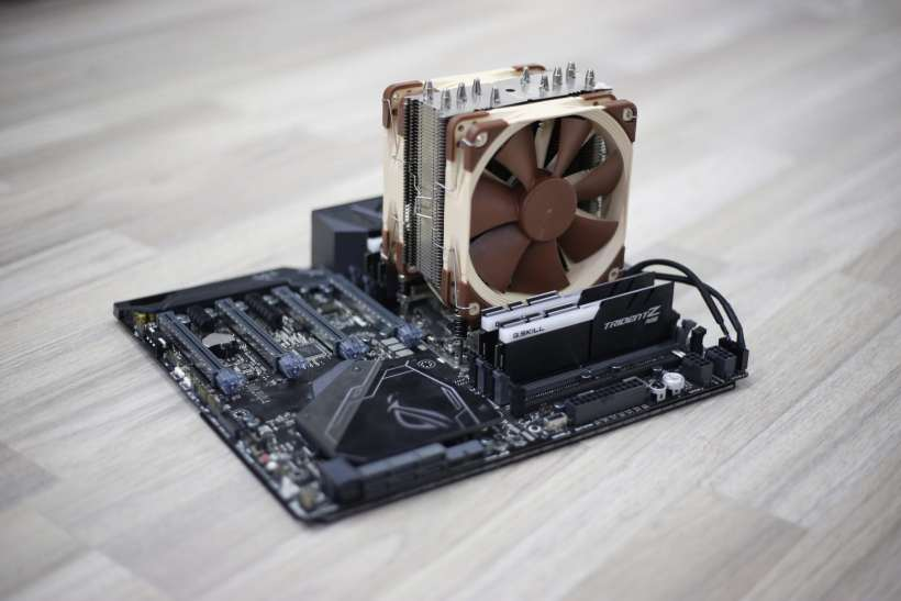 AMD RYZEN Threadripper Noctua NH U14S U12 U9 TR4 SP3