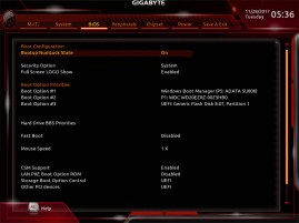 GIGABYTE Z370 AORUS Gaming 7 Bios (18)