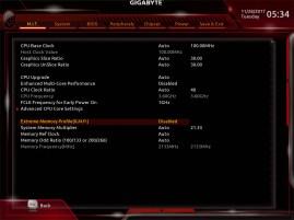 GIGABYTE Z370 AORUS Gaming 7 Bios (5)