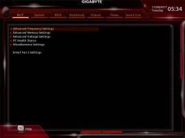 GIGABYTE Z370 AORUS Gaming 7 Bios (6)