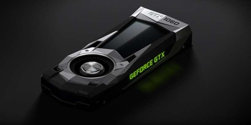 بطاقة GeForce GTX 1060 5GB