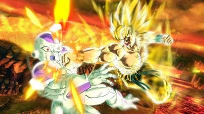 Dragon Ball Xenoverse play