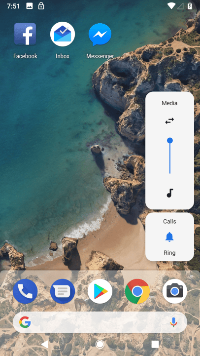 Andoid P Preview on Google Pixel - UI (28)