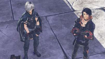 God Eater Screen 1