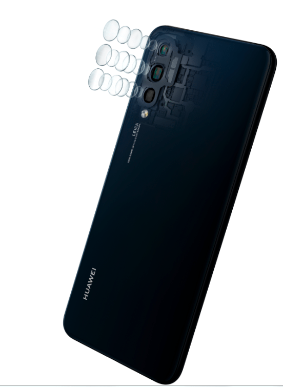 HUAWEI P20 Pro ، هواوي P20 برو ، قطر