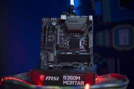 MSI B360M Mortar (7)