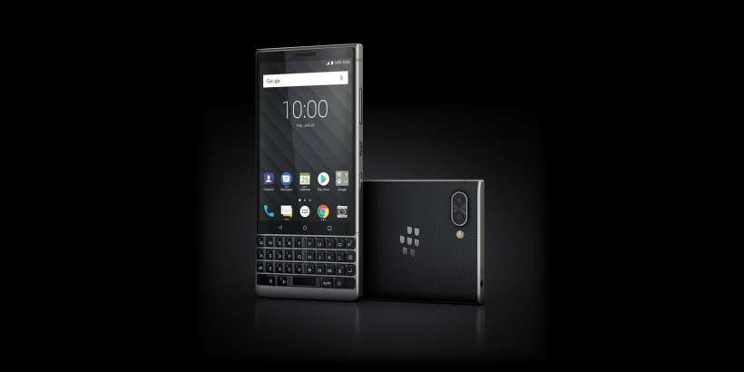 BlackBerry KEY2 ، بلاك بيري