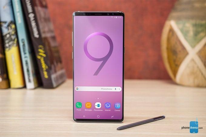 Samsung Galaxy Note 9 ، نوت 9