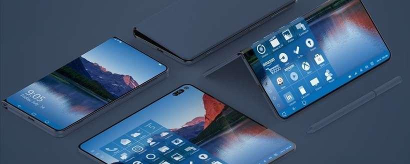 الهواتف القابلة للطي ، هواتف قابلة للطي ، Galaxy X
