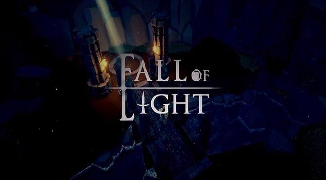 Nintendo Switch fall of light