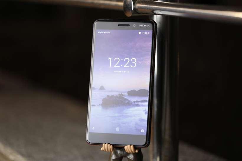 Nokia 6.1 Screen