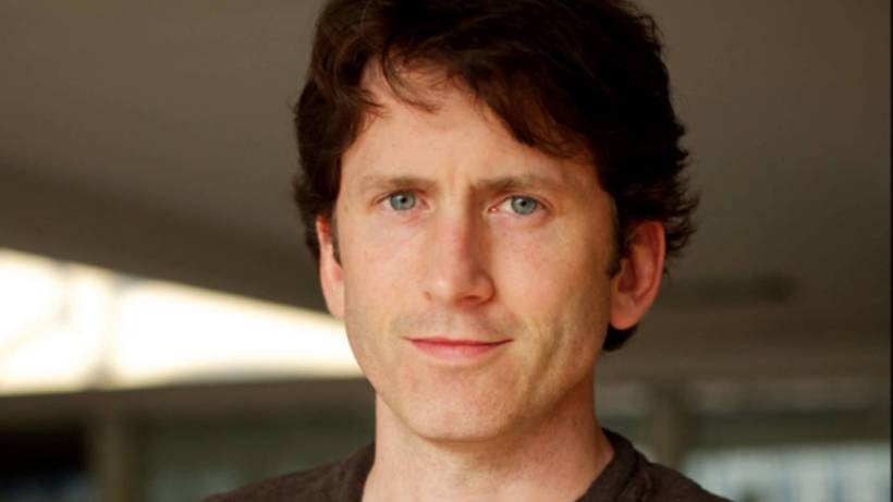 Todd Howard Director/Game Designer at Bethesda
