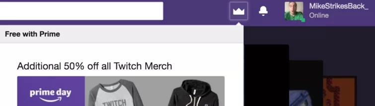 twitch service