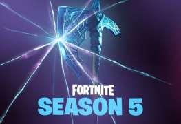 fortnite season 5 viking axe
