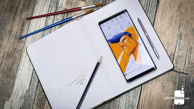 قلم S Pen ، نوت 9 ، Galaxy Note 9 ، قلم Galaxy Note ، قلم جالاكسي نوت