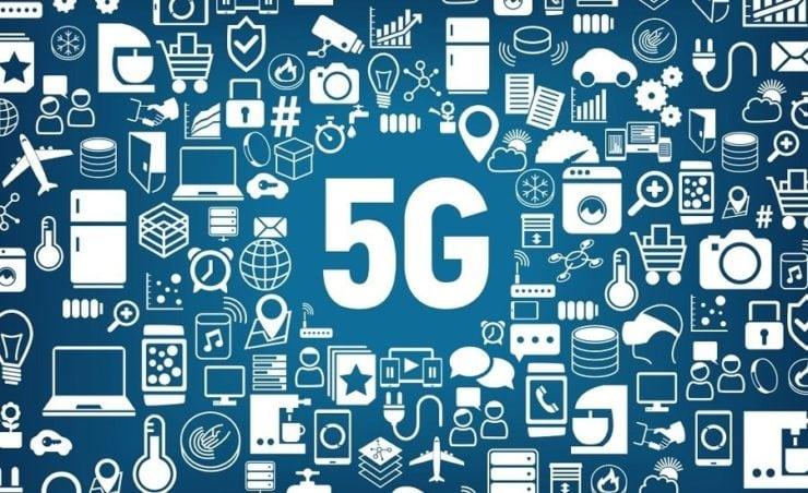 هاتف يدعم الـ5G من Sprint و LG