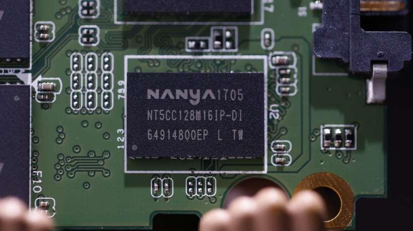 ADATA XPG SX950U 240GB SSD NANYA Dram Cache Buffer