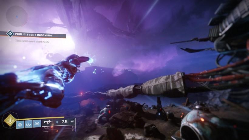 destiny-2 Titan Super Code of the missile