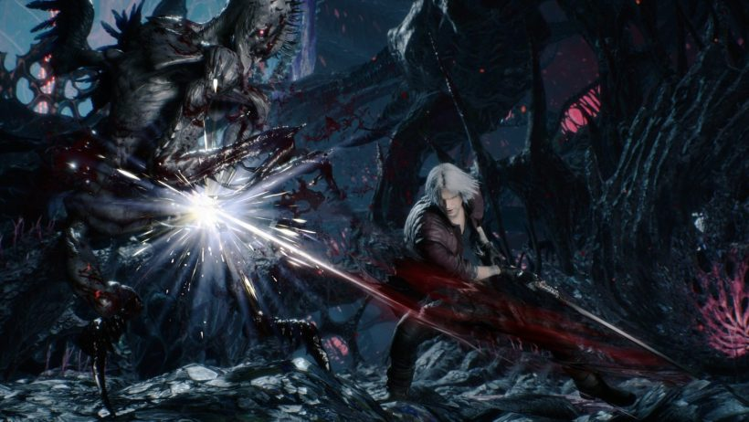 Dante Fighting Styles