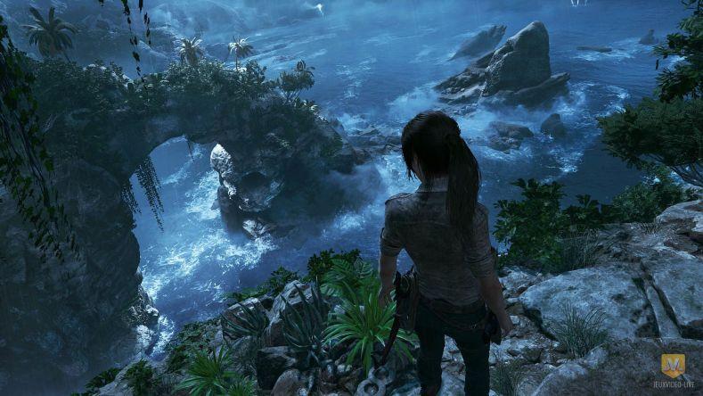 Shadow of the Tomb Raider Lara Croft