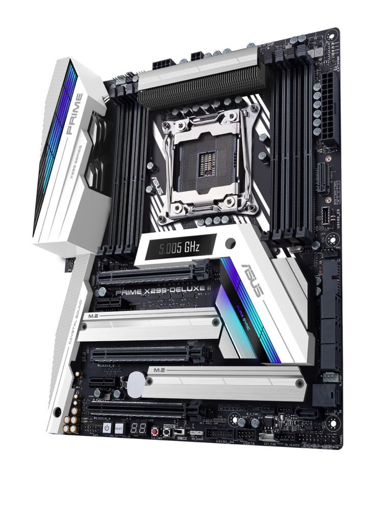 ASUS Prime X299 Deluxe II لوحة