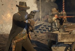 Rockstar Red Dead Redemption 2 Gunslinger