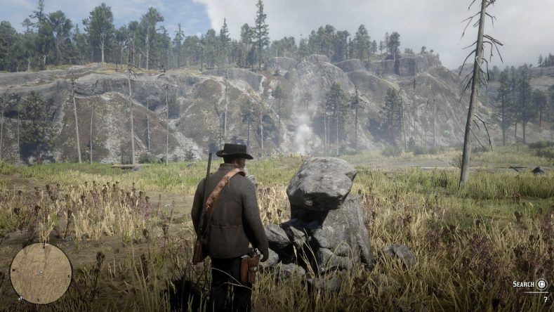 red dead redemption 2 poisonous trail treasure map