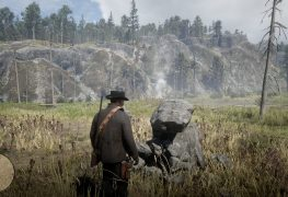 red dead redemption 2 poisonous trail treasure map