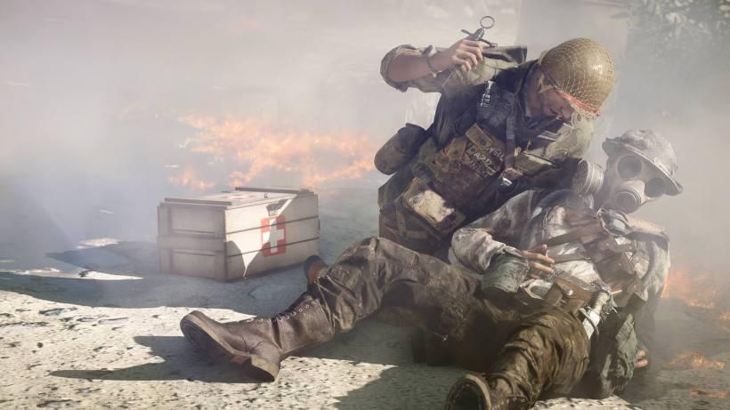battlefield 5 EA DICE combat roles