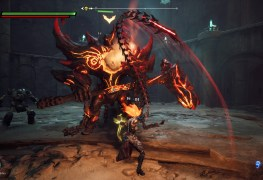 THQ Nordic darksiders 3 classic combat