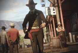 Red Dead Online Rockstar