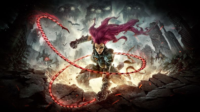 Darksiders 3 THQ Nordic