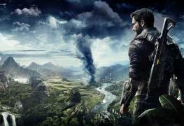 Just Cause 4 Avalanche studios Square Enix
