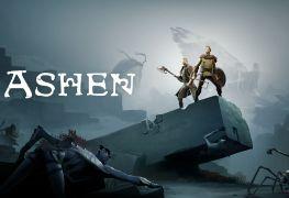 Ashen RPG A44 Dark souls like game