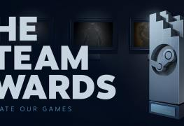 The Steam awards PC Games