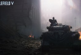 DICE Battlefield 5 Overture The Last Tiger