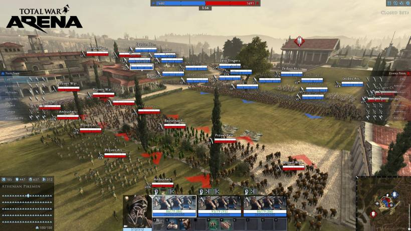 Total War: Arena PC Free to Play
