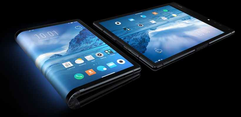 CES Foldable Smartphones Samsung Huawei