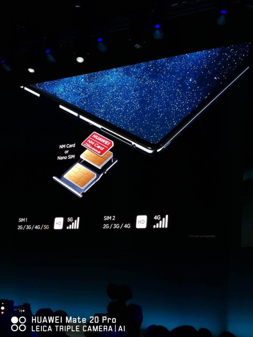 مواصفات هاتف Huawei Mate X