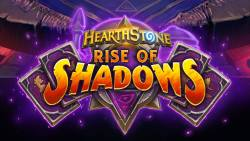 hearthstone blizzard rise of shadows
