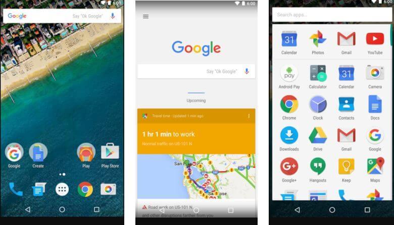نظام أندرويد الرسمي و Android One و Android Go