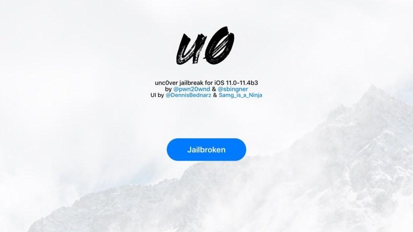 إصدار أداة Jailbreak تحمل اسم unc0ver v3.0.0 beta 48