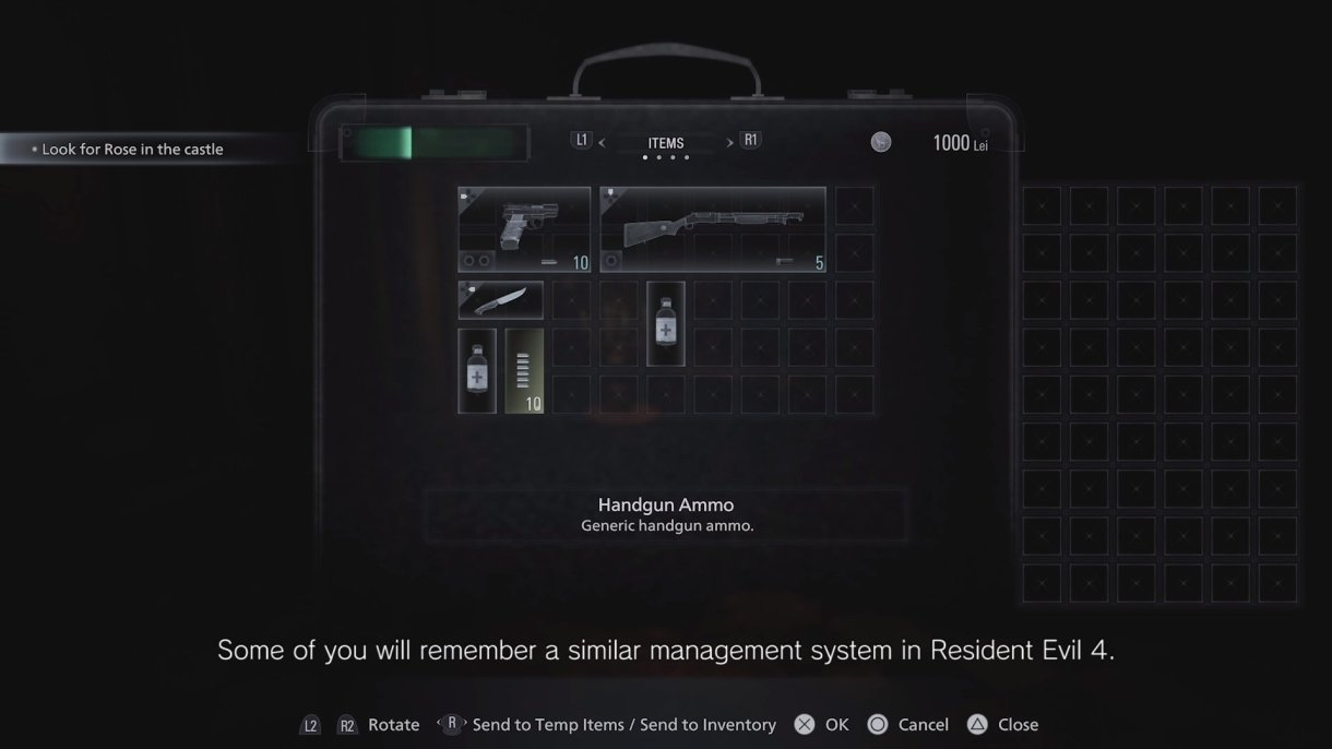 Resident Evil Village Capcom PS5 Xbox Series X