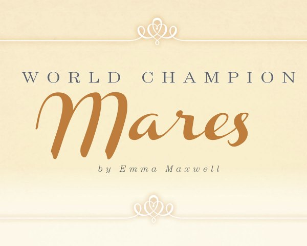 World Champion Mares, 1980-2011