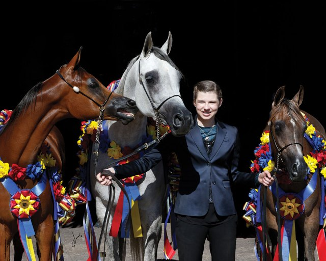 Scottsdale, Offering Glimpses of Future Superstars – Both Equine and Human.