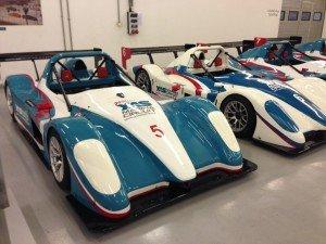 Yas Marina Circuit Cars