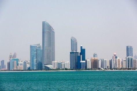 Abu Dhabi Corniche. Image by Patrick Keogh via Flickr