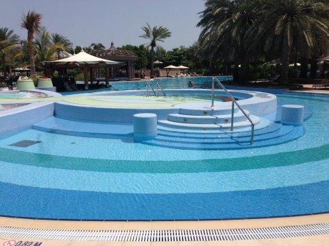 East wing pool