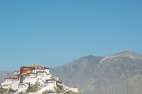 Lhasa and the Potala Palace