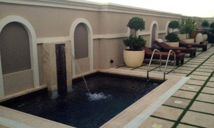 Aromatherapy Massage at Espa, Ritz Carlton Grand Canal